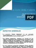 (Penal) Ilicitos Tributarios - Eden Apaza
