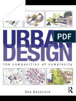 Urban Design - Composition of Complexity