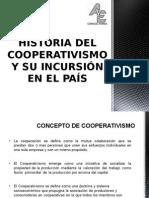PRESENTACION Historia Del Cooperativismo