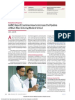 Dr. Frank Talamantes, Ph.D. - AAMC Report Examines How to Increase the Pipeline of Black Men Entering Medical School