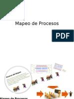 Mapeo de Procesos Sectorial