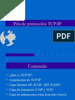 Tema 1 - Pila de Protocolos TCP-IP