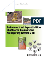 Environmental Liability Handbook