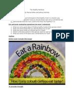 the healthy rainbow