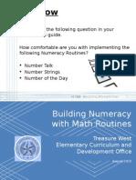 numerical fluency