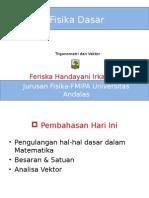 FISIKA - 2.Pembahasan_Vektor_Matematika Dasar.ppt