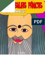 Fabulas Panicas - Alejandro Jodorowsky (versión comprimida) + Enlace descarga en CBR