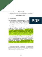 Racker Estudios Sobre Técnica Psicoanalítica Pp.222-295