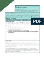 lesson plan template eportfolio-info
