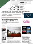 27-11-15 Se capacitan autoridades municipales del PRI en NL
