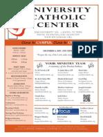 UCC Bulletin 12-06-2015