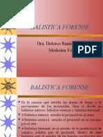 Tema 10 Balistica Forense