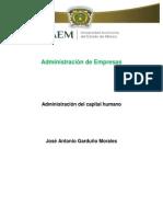 Administracion Del Capital Humano- José Antonio Garduño Morales