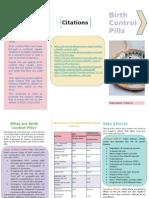 svillalva birth control pills pamphlet