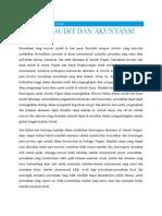 Standar Audit Dan Akuntansi Global