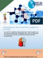 importancia de la quimica organica en sso  1