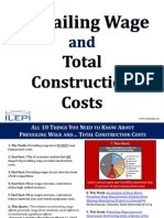 PWL and Construction Costs