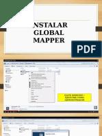 Instalación Del Global Mapper