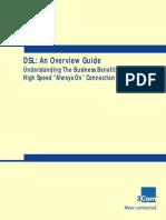 Dsl Overview 3 Com