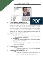 Curriculum Vitae Patty Rios
