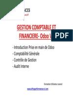 Odoo 8 Gestion Comptable & Financiere