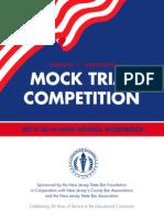 Mock Trial Case File 2015-2016