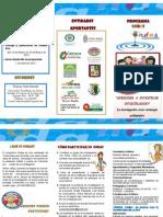 Plegable Convocatoria 2015-2016