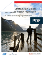 Winning Strategies in Global Workplace Health Promotion