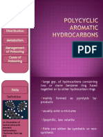 Polycyclic Aromatic Hydrocarbons (Part1)