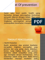 Five Level of Prevention Ppt (1)