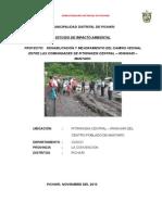 Impacto Ambiental Para La MDP