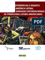 Lutas, experiências e debates na América Latina