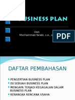 Bab 3 Business Plan