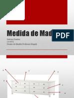 Medida de Madera