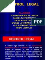 Control Legal en plagas Exposicion Eber