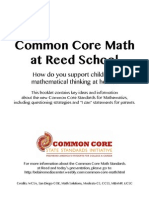 common core math at home