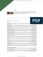 Material Especificaciones Detalladas Cargador Frontal 994d Caterpillar