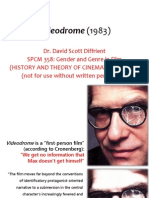 Videodrome Images and Ideas for Class