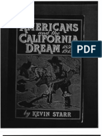 Americans and the California Dream by Kevin Starr