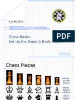 Chess Set-Up and Rules