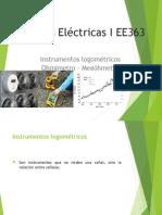 Instrumentos logometricos