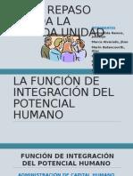 Integración, Control y Planificación estrategica