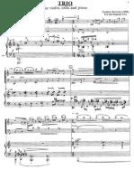 Piano Trio (Piano)
