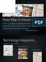 Road Map to Digital Literacy among Teachers