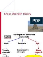 Shear Strength - Introduction and Shear StrengthTesting