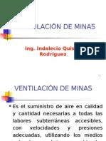 Ventilación - Flujo de Aire