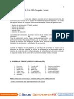 sistema hydraulico Cargador Frontal - direccion &Orbitrol