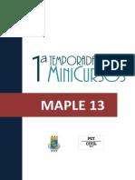 Apostila de Maple