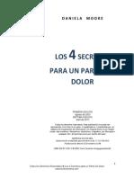Los 4 Secretos Para Un Parto Sin Dolor - Daniela Moore