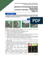 Proposal CSR Pengelolaan Persampahan KEC BERBASIS MASYARAKAT.doc